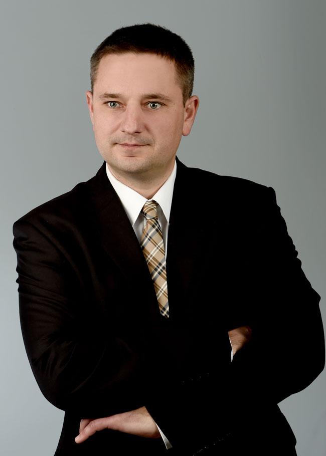 dr Bartłomiej Galarowicz, ginekolog